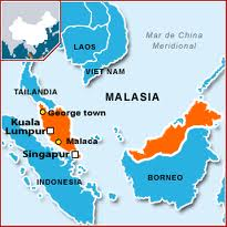 """Malaysia Map"""