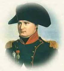 Retrato de Napoleon Bonaparte
