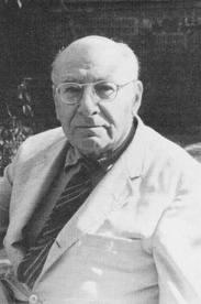 Retrato de René Spitz